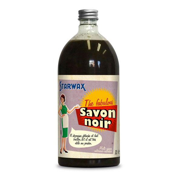 Savon noir liquide the fabulous 1 l starwax articles quincaillerie - Savon noir liquide briochin ...
