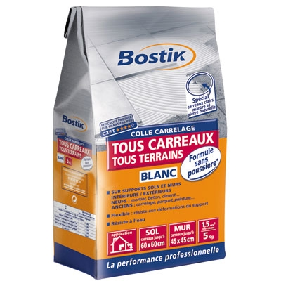 Colle Carrelage Tous Carreaux Sans Poussi Re Blanc 5