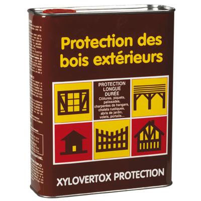 Entretien bois ext rieur int rieur 2 l xylovertox spado for Entretien exterieur