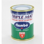 Triple mat - Blanc - 100 ml - Flambo AVEL