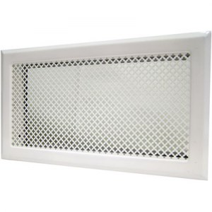 grille d 39 a ration de chemin e 345 x 195 mm dmo. Black Bedroom Furniture Sets. Home Design Ideas