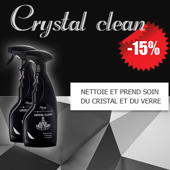 15% de réduction sur crystal clean hagerty sur abundo