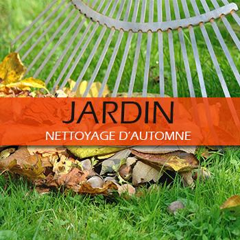 Préparez votre jardin pour l'automne