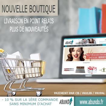 Droguerie en ligne : abundo.fr