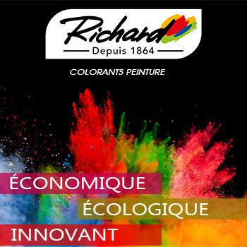 Colorant peinture Richard