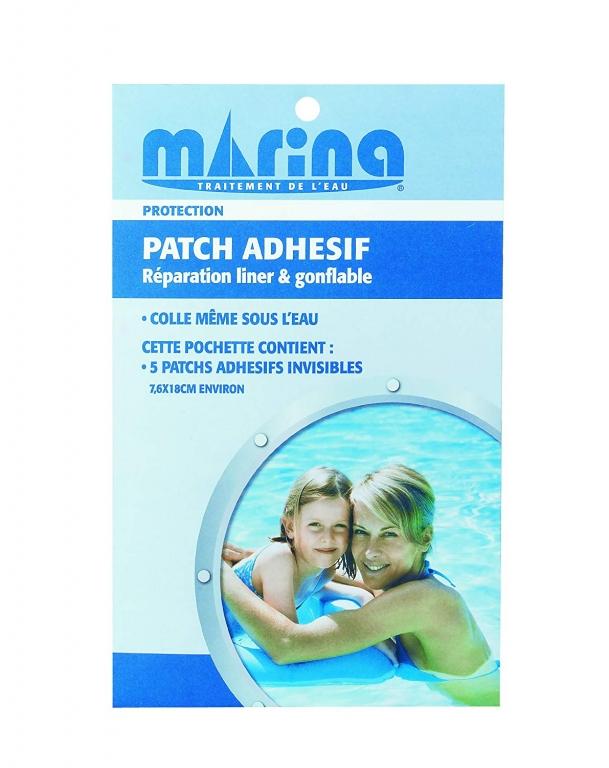 patch adh sif pour r paration liner et piscine gonflable. Black Bedroom Furniture Sets. Home Design Ideas
