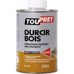 Rénovation bois - Durcisseur bois pourri - 1 L - TOUPRET