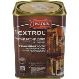 TEXTROL Incolore - Saturateur Spécial bois tendre - 1 L - OWATROL