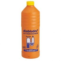 Déboucheur liquide - DC 7 Déboucheur - 1 L - DIABLOTIN