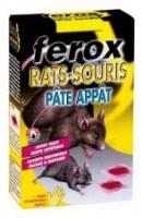 Appât en pâte - Rats, souris - FEROX