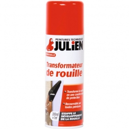 Transformateur de rouille - Aérosol de 200 ml - JULIEN