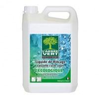 Liquide de rinçage Cycle court - 5 L - Gamme Professionnelle - L'ARBRE VERT