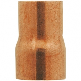 Manchon réduit en cuivre Femelle / Femelle - Ø 10/16 mm - Lot de 10 - RACCORDS