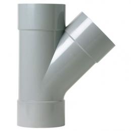 Culotte à 45° Femelle / Femelle - Ø 40 mm - GIRPI
