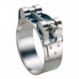 Collier à Tourbillons W1 - Ø23 - 25 mm - Lot de 10 - ACE