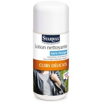 Lotion Nettoyante Cuir 300ml - STARWAX