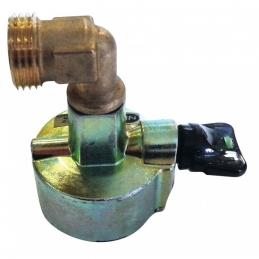 Adaptateur valve pour Butagaz - 27 mm - EUROGAZ