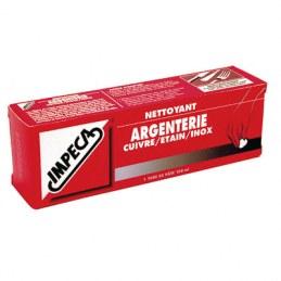 Nettoyant argenterie - Tube 100 ml - IMPECA