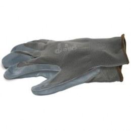 Gants dextérité gris - Taille 8 - OUTIBAT