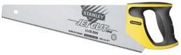 Scie égoïne - Coupe fine - Petite section - Jet Cut - 500 mm - STANLEY