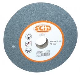 Disque pour affûtage des métaux ferreux - Grain 60 - Diamètre 125 mm - Alésage 20 mm - SCID