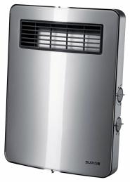 Radiateur soufflant - 2000 Watts - Etno - Gris - SUPRA
