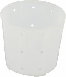 Moule à faisselle rond - Plastique - 65 mm - RIVAPLAST