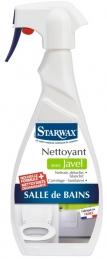 Nettoyant Javel pour salle de bains - 500 ml - STARWAX