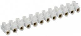 Barrette de connexion Nylbloc - Blanc - 6 mm2 - - LEGRAND