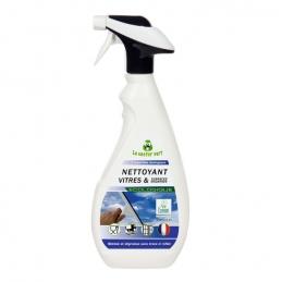 Nettoyant vitres et surfaces modernes - Menthe - 750 ml - Écologique - LE CASTOR VERT