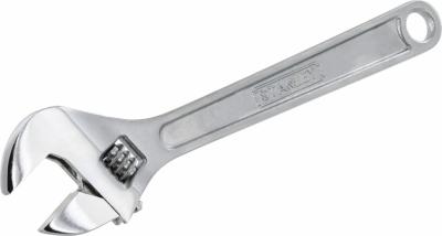 Clé à molette forgée - Chrome - 150 mm - STANLEY