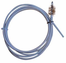 Déboucheur brosse - Furet flexible - 2 M - PRCI