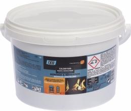 Mastic réfractaire CALORYGEB - Pour chauffage et cheminée - 5 Kgs - GEB