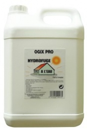 OGIX - Hydrofuge professionel chantier 5L