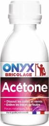 Acétone : Dissolvant pour vernis et peinture - 190 ml - ONYX