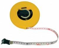 Mètre ruban en fibre de verre - Classe III - 10 M - STANLEY
