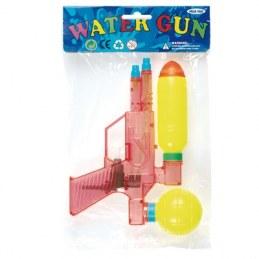 Pistolet à eau - 2 jets - 2 réservoirs - KIM'PLAY