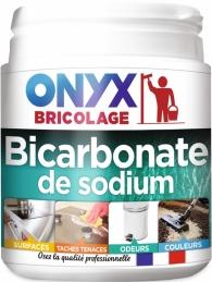 Bicarbonate de sodium alimentaire - 500 gr - ONYX