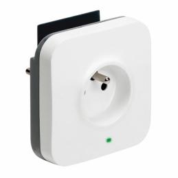 Prise mobile avec parafoudre pour recharge et protection smartphone/tablette - LEGRAND