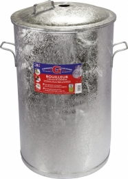 Stérilisateur / bouilleur - capacité de 24 bocaux de 1 L - 40 cm - GUILLOUARD