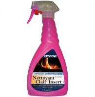 Nettoyant Clair'Inserts pour cheminée - 500 ml ECOGENE