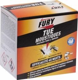 Diffuseur anti-moustiques 45 nuits + recharge - FURY