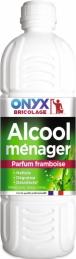 Alcool ménager - Framboise - 1 L - ONYX