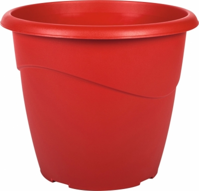 Pot à fleurs - Rond - Marina - Rubis - 23 L - EDA