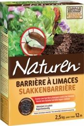 Barrière à limaces - 2.5 Kg - NATUREN