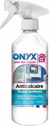 Anticalcaire toutes surfaces - 500 ml - ONYX