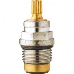 Tête de robinet à clapet - 15 x 21 mm - SIDER