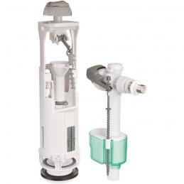 Mécanisme de WC Optima S - Robinet Quieto - SIAMP