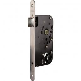 Serrure de sûreté à larder T4137 - Inox - Axe 50 mm - Noir - TESA ASSA BLOY