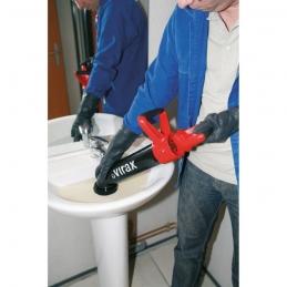 Déboucheur à pompe professionel - Soft Touch - VIRAX